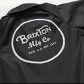 海外代購 brixton 教練外套 經典款式 風衣外套  滑板必備