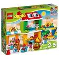 【 JOYBUS 】LEGO 樂高 duplo 得寶系列 - LT10836 市鎮廣場
