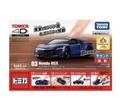 (卡司 正版現貨) 代理版 TOMICA 多美小汽車 4D 03 本田 NSX 藍色 BLUE 收藏小車