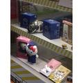 新太魯閣Hello Kitty列車長不鏽鋼便當盒 台鐵便當盒