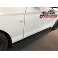 【傑立 Jcarbon】BMW F20 碳纖維 DTM款 側裙定風翼 M TECH SPORT 保桿 1系列