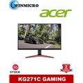 Acer KG271C Gaming Monitor with 144Hz Refresh Rate + 1ms Response
