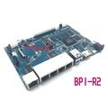 TW17718 / 2017新品 BPI-R2 香蕉派Banana PI R2 智能路由器 SATA接口