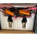 T20 雙色 白黃 日行燈 方向燈