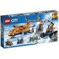 【積木樂園】樂高 LEGO 60196 CITY 城市系列 極地補給機 劍齒虎 Arctic Supply Aircra