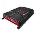Pioneer GM-A5702 2-Channel Bridgeable Amplifier with Bass Boost ,Black/red - intl