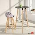 LOGIS邏爵- 自然簡約北歐桌/高吧桌/高腳桌/餐桌/休憩桌 T55B