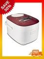 ส่งฟรี หม้อหุงข้าวดิจิตอล TEFAL รุ่น RK8145 ขนาด 1.8 ลิตร สีแดง-ขาว หม้อหุงข้าวไฟฟ้า เครื่องใช้ไฟฟ้าในครัว      ราคาถูกที่สุด