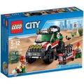 樂高積木 4x4越野車 City城市系列 LEGO 60115 LEGO積木 樂高城市系列 樂高4x4越野車