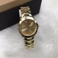 นาฬิกา America Eagle สาย  gold หน้าปัด  Gold