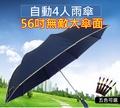 56吋自動開超大2折傘(56吋雨傘) (3.1折)