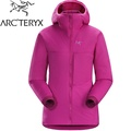 Arcteryx 始祖鳥 化纖連帽外套/保暖外套/風衣/登山攀岩外套 Proton LT 女款 18350 紫羅蘭酒紫