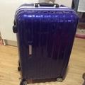 America Tiger 24吋鋁框行李箱