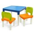 WallyFun屋麗坊 可愛兒童學習遊戲桌椅組