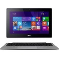 """ACER ASPIRE SWITCH 11 V(SW5-173-67WY) Intel® Core™ M-5Y10c processor (800MHz, 4MB L3 cache) • Windows 10 Home • 11.6"""" FHD IPS 10 point Multi-Touch Screen with Active Pen Support • 4GB RAM, 128GB SSD + 500 GB HDD • 5MP Rear Camera/ 1MP Front Camera"""