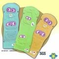 【CHING-CHING親親】小浣熊樓梯安全護板(6片)(PA-20)【紫貝殼】