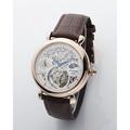 Manlike新藝術鏤雕陀飛輪腕錶