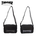 【滿300可用免運券】【THRASHER】Shoulder Bag 小包 側包 腰包 斜背包 日本限定款 男女款 可搭配免運券折抵運費!!