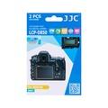 JJC LCP-D850 3H LCD Guard Film Camera Screen Protector for NIKON D850 - intl