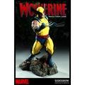 (最新商品預購)SIDESHOW台灣獨家代理BenToy推薦MARVEL漫畫英雄系列之Wolverine金剛狼全身雕像SC-300001