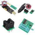 EEPROM BIOS USB Programmer CH341A + SOIC8 Clip + 1.8V Adapter + SOIC8 Adaptor Kit