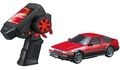 迷你遙控車 甩尾 閃光疾走 AE86 紅 TAKARA TOMY Drift Package Nano LUCI日本代購