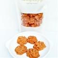 紅藜杏仁瓦片手工餅乾  (120克/包) 【小農的家】