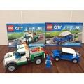LEGO 樂高 City系列 60081 救援拖吊車
