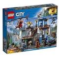 LEGO 樂高 City Mountain Police Headquarters 60174 (663 Piece)