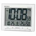 [Shipping from japan]Seiko clock (Seiko Clock) Seiko clock Alarm clock Radio Digital temperature Tem