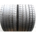 ◎至品中古胎◎優質中古跑胎~225/50/17 倍耐力 P7 失壓續跑胎 防爆胎~含安裝.平衡