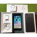 iPhone7plus 128G 霧黑 消光黑 i7+ 5.5吋 無傷95成新 Apple I7plus 二手機 中古機