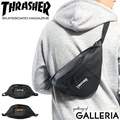 THRASHER West Bag Body Bag高中學生街緊湊男士女士THRPN-3900 GALLERIA Bag-Luggage