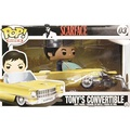 FunKo Funko POP Movie (Vinyl): Scarface - Scarface Pop! Car (3409) - intl