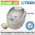 Tiger Microcomputer Controlled Rice Cooker 1.0L JAX-S10S