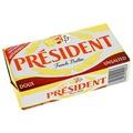 法國總統牌無鹽發酵奶油塊 200g/塊