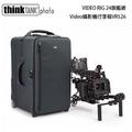 thinkTank 創意坦克 VIDEO RIG 24 旗艦級 Video 攝影機 拉桿 滑輪 行李箱 (VR526,公司貨)