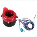 電子洩壓喇叭 電子渦輪 仿渦輪洩壓 虛擬洩壓閥 電子洩壓 電子渦輪 仿渦輪洩壓 紅色 小 蝸牛