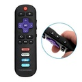 New Remote RC280 fit for TCL ROKU TV 40FS3750 55UP120 40FS4610R 65US5800 32S3800 28S3750 32S3700 55UP130 50UP130 43UP130 Compatible With 2014 2015 TCL TV - intl