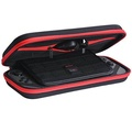 Nintendo Switch Case, Deluxe Electronics Accessories Carrying Organizer, Electronics Accessories Hard Travel Case, Carrying Case for Nintendo Switch - Red - intl