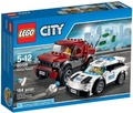 LEGO City Police 60128 Police Pursuit Mixed Set Box Sealed #60128