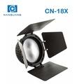 【EC數位】Nanguang 南冠 CN-18X 調焦鏡頭 投射燈 外拍 人像攝影 工作燈 聚焦 攝影燈 可夾濾色片