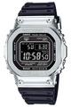 Casio G-Shock นาฬิกาข้อมือผู้ชาย สายเรซิน รุ่น GMW-B5000-1 35TH ANNIVERSAY LIMITED EDITION - สีเงิน