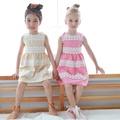 (設計師品牌) 高質感母女裝姊妹裝-蕾絲洋裝 (小孩款)
