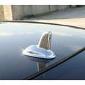 ~圓夢工廠~ Benz B W245 2005~2012 B170 B180 B200 鯊魚鰭造型天線蓋 鍍鉻款