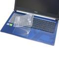 【Ezstick】ACER Aspire A615-51G 美國隊長 奈米銀抗菌TPU 鍵盤保護膜(鍵盤膜)