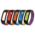 Silicone Watchband Strap Replacement for IWOWNFit i6HR Smart Band