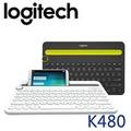 Logitech 羅技 K480 多功能藍芽鍵盤