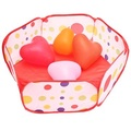 120cm/150cm Children's Pith Ball Pool Play House Kids Play Tents Outdoor Indoor
