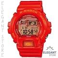 Casio G-Shock GB-X6900B-4 Red Resin Strap Men's Watch